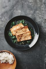 Cooking teacher Claire Tansey says this Soy-Ginger Tofu recipe has converted many tofu haters.