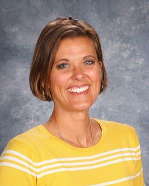 Becky Newcomer, principal of Waukesha South High School