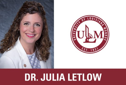 Julia Letlow2018 Media