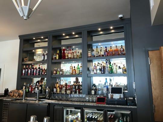 Parish Restaurant has a range of custom cocktails.