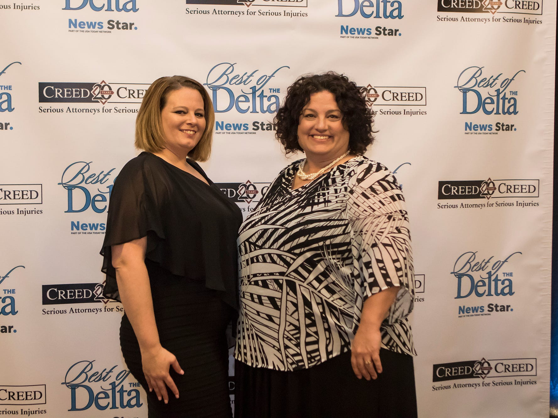 The annual Best of the Delta awards were held at the West Monroe Convention Center in West Monroe, La. on Oct. 9.