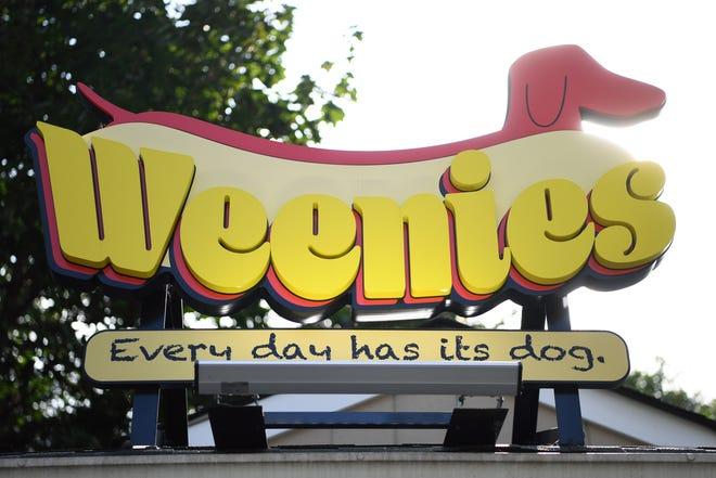 Weenies in Madison on Wednesday, September 26, 2018.