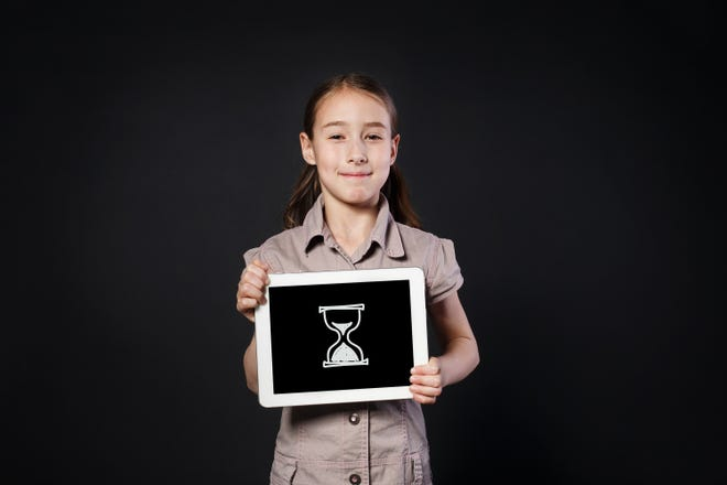 Help children to manage their time