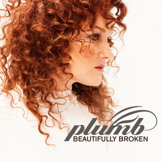 "Plumb's album ""Beautifully Broken"""