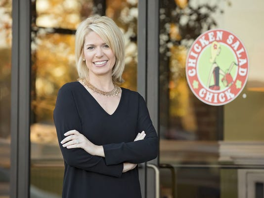 Stacy Brown Chicken Salad Chick Founder