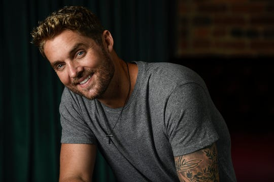 CMA New Artist of the Year nominee Brett Young 