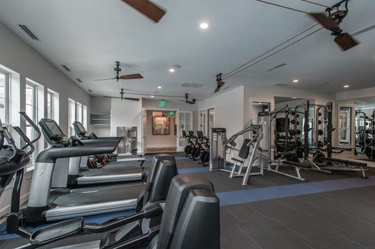 Novel features a well-equipped fitness center and a yoga studio.