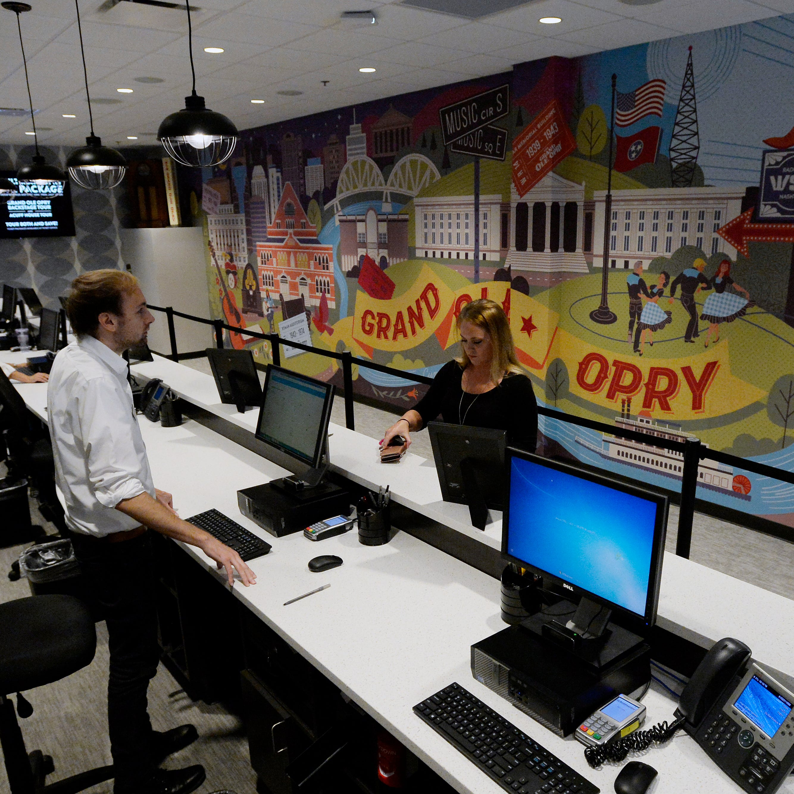 First look: Inside the Grand Ole Opry's $12M expansion