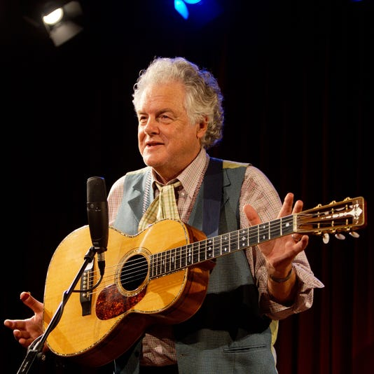 Peter Rowan By Ronald Rietman