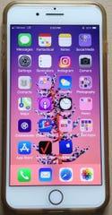 Get Organized columnist Marla Ottenstein's iPhone 7 Plus