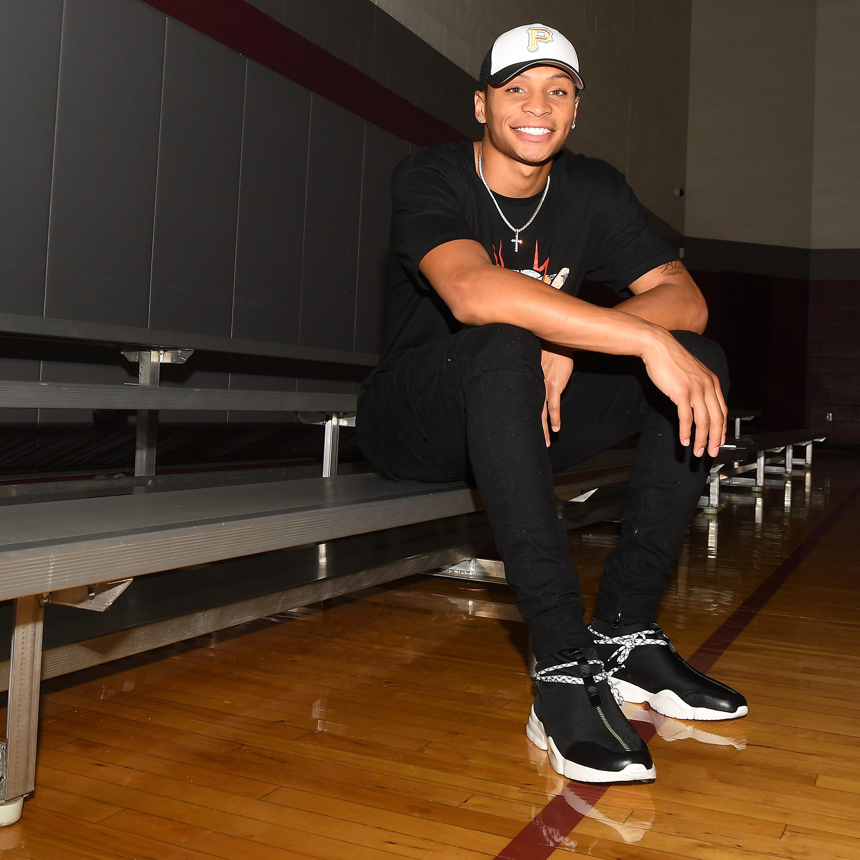 Former Newark player Murphy has designs on future success