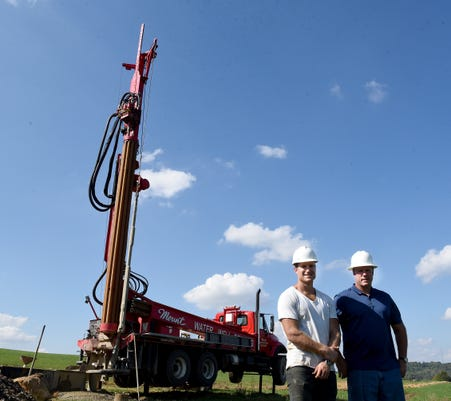 Aces Mount Water Well Drilling