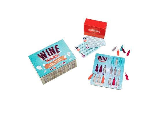Wine Wars Trivia Game