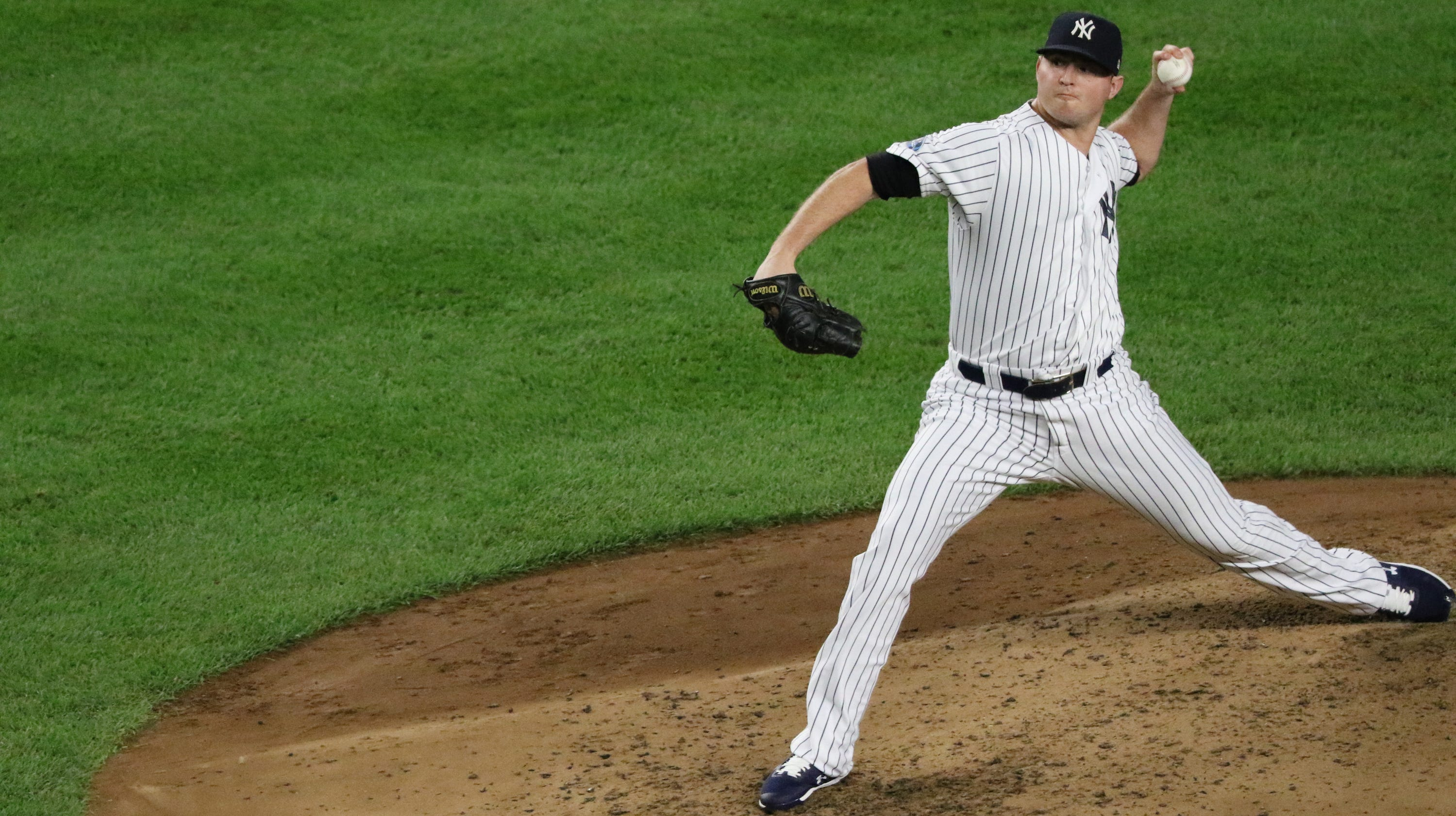 3123f7351 Weighing New York Yankees options in the free agent relievers market
