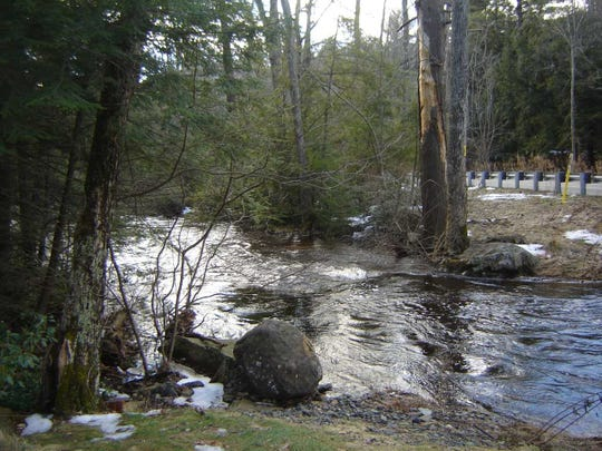 Streams throughout the Pequannock Watershed like this one off Clinton Road in West Milford supply the North Jersey reservoirs.