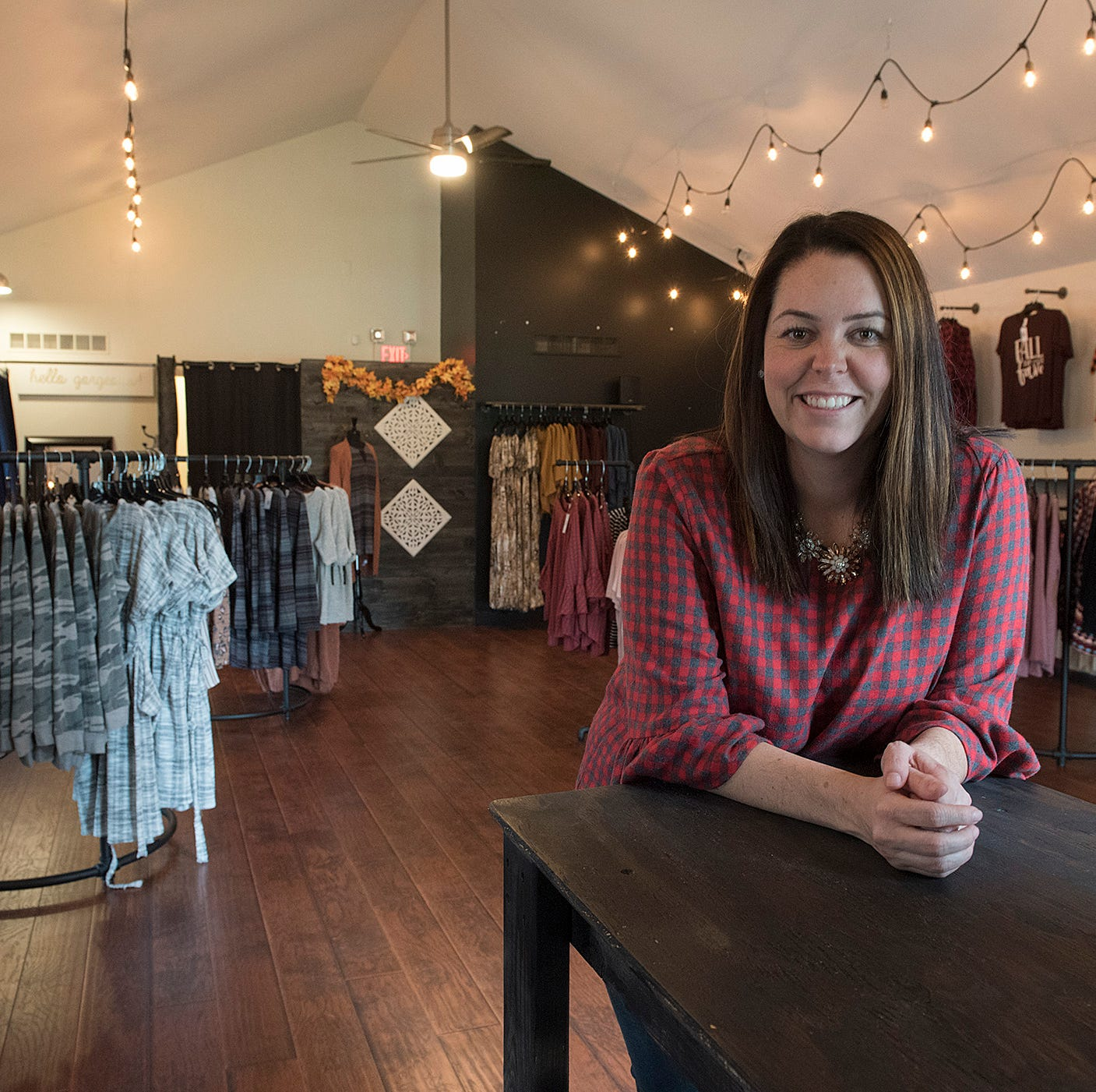Madison Boutique brings its 'casual, flowy' fashions to New Hudson