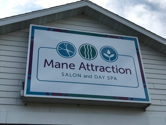 The Mane Attraction Salon and Day Spa, 1780 S. Koeller St., Oshkosh, is celebrating 20 years in business, 12 at its current location