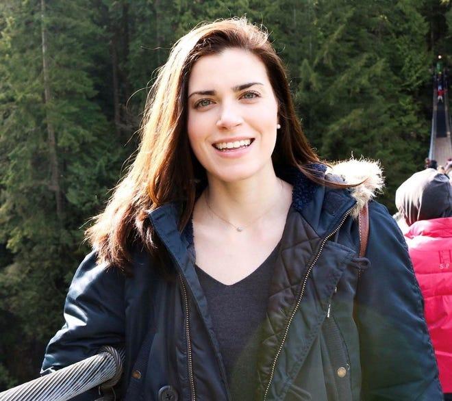 Packers reporter Olivia Reiner