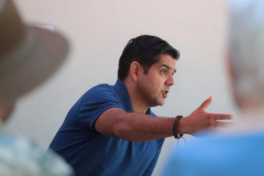 Raul Ruiz Campaign Event001