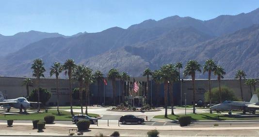 Generic Palm Springs Air Museum Art