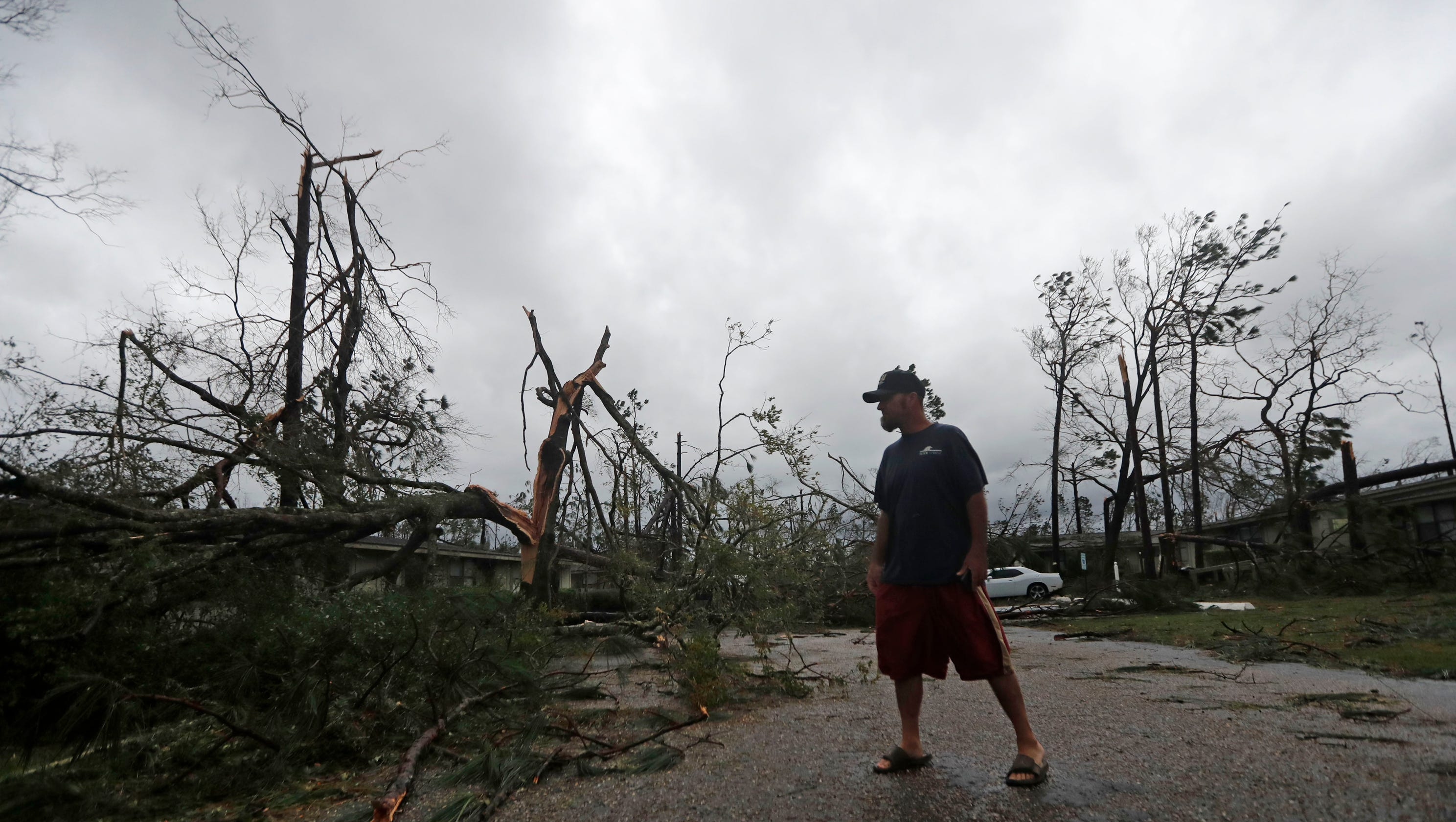Disaster response groups collect donations for Hurricane Michael