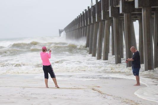 Hurricane Michael Pensacola Beach