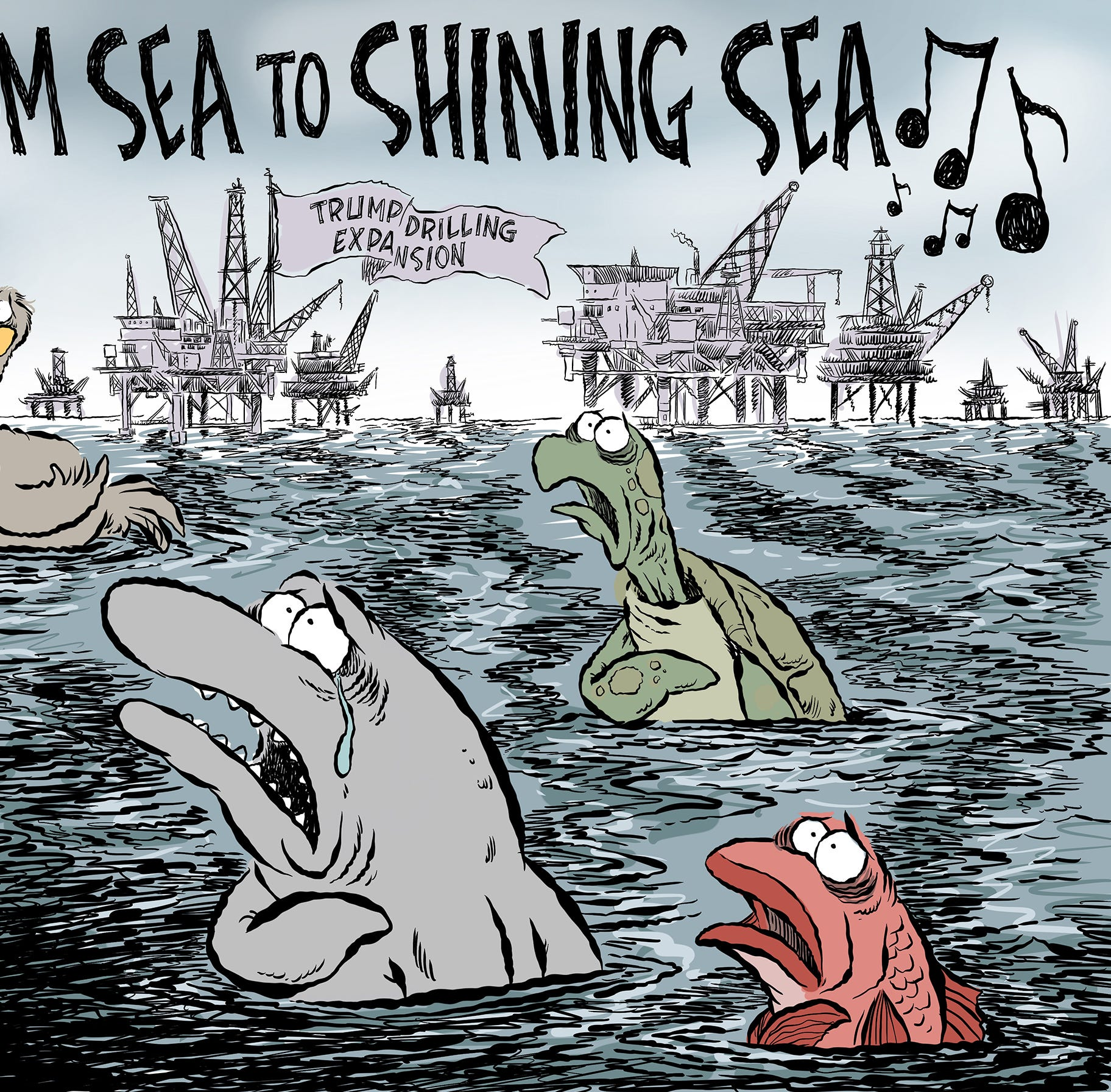 New safety regulations for offshore drilling are bad news | Another view