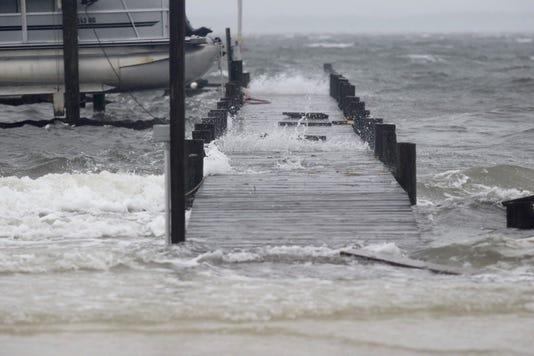 Hurricane Michael makes landfall Wednesday in Florida