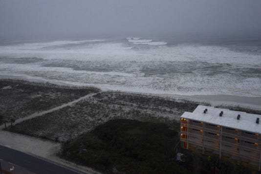 Hurricane Michael Pensacola Beach