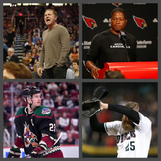 2018 has been rough for the Valley's four major sports teams.