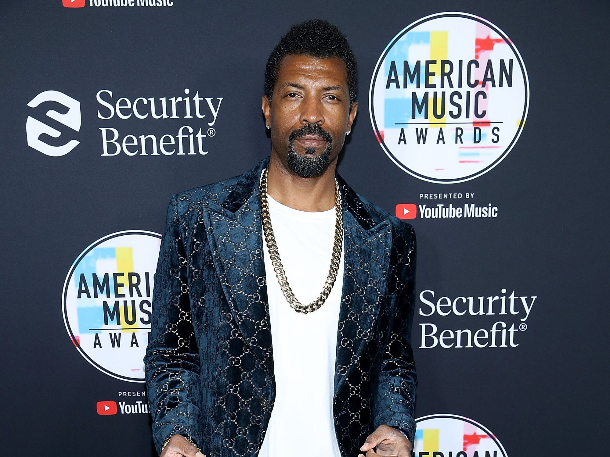 Deon Cole attends the official 2018 American Music Awards after party on on Oct.9, 2018, in Los Angeles.