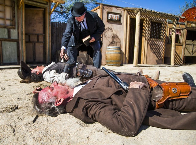 Frontier Town: Come for the gunfights, stay for the ghost stories