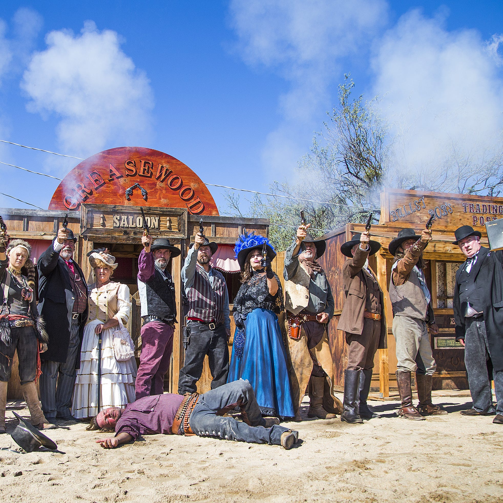 Cave Creek's Frontier Town: Come for the gunfights, stay for the ghost stories