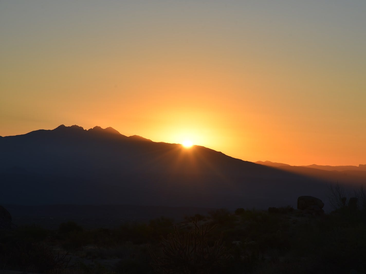 The McDowell Sonoran Preserve is open from sunrise to sunset daily.