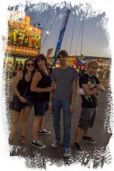 Going to the Arizona State Fair is a family tradition.