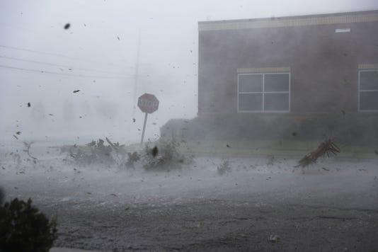 Hurricane Michael Slams Into Florida S Panhandle Region