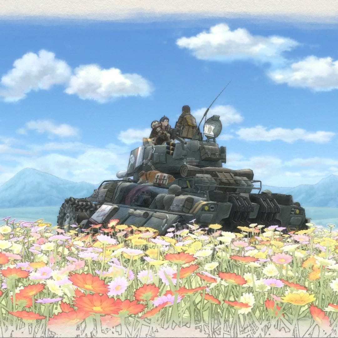 Flowers and gunpowder: Valkyria Chronicles 4 review | Technobubble