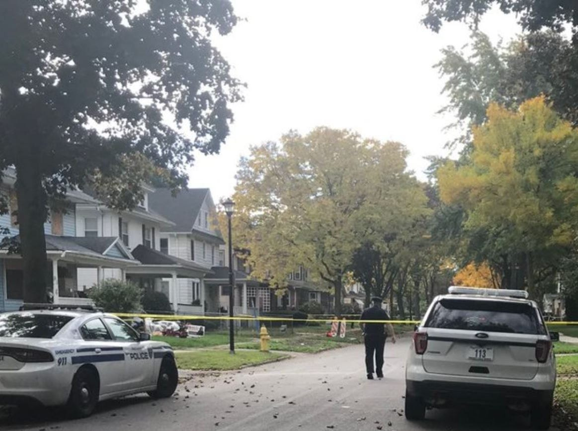 Shooting investigated at multiple locations, including at a Rochester playground at least one dead.