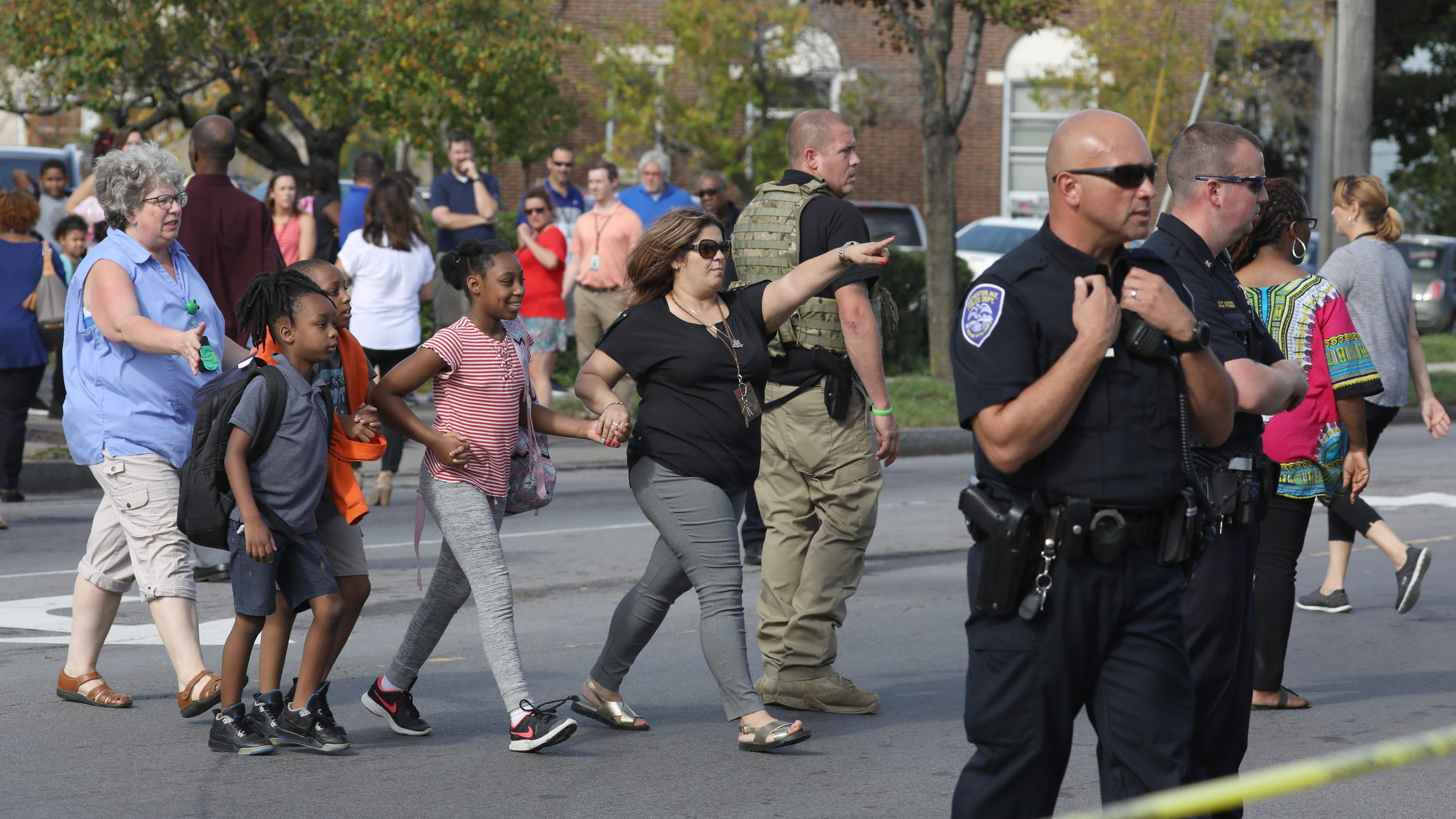 Rochester NY shooting, what we know: 2 dead, chase, volley of gunfire