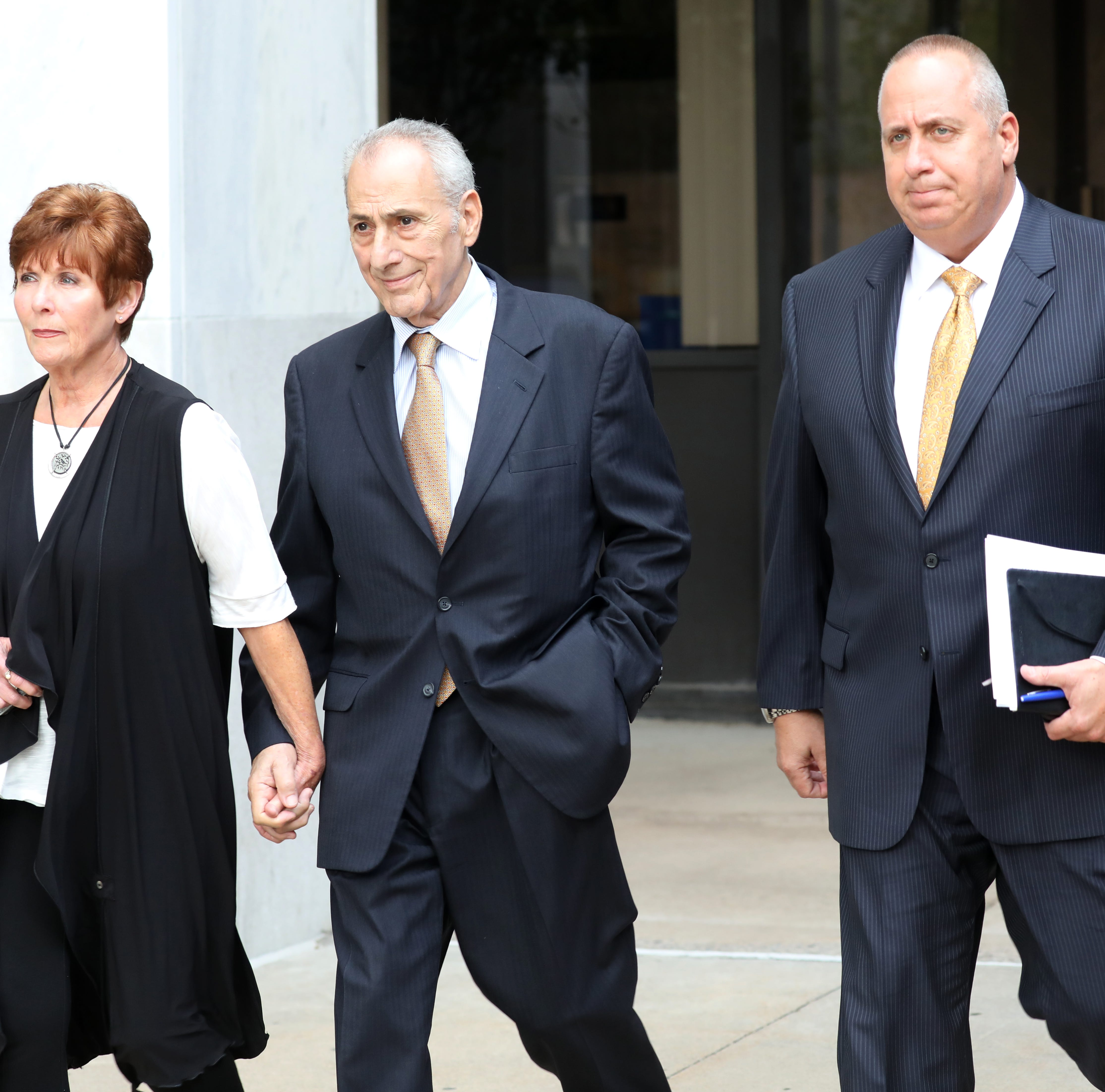Assemblyman Joe Errigo charged with accepting a bribe to affect a development