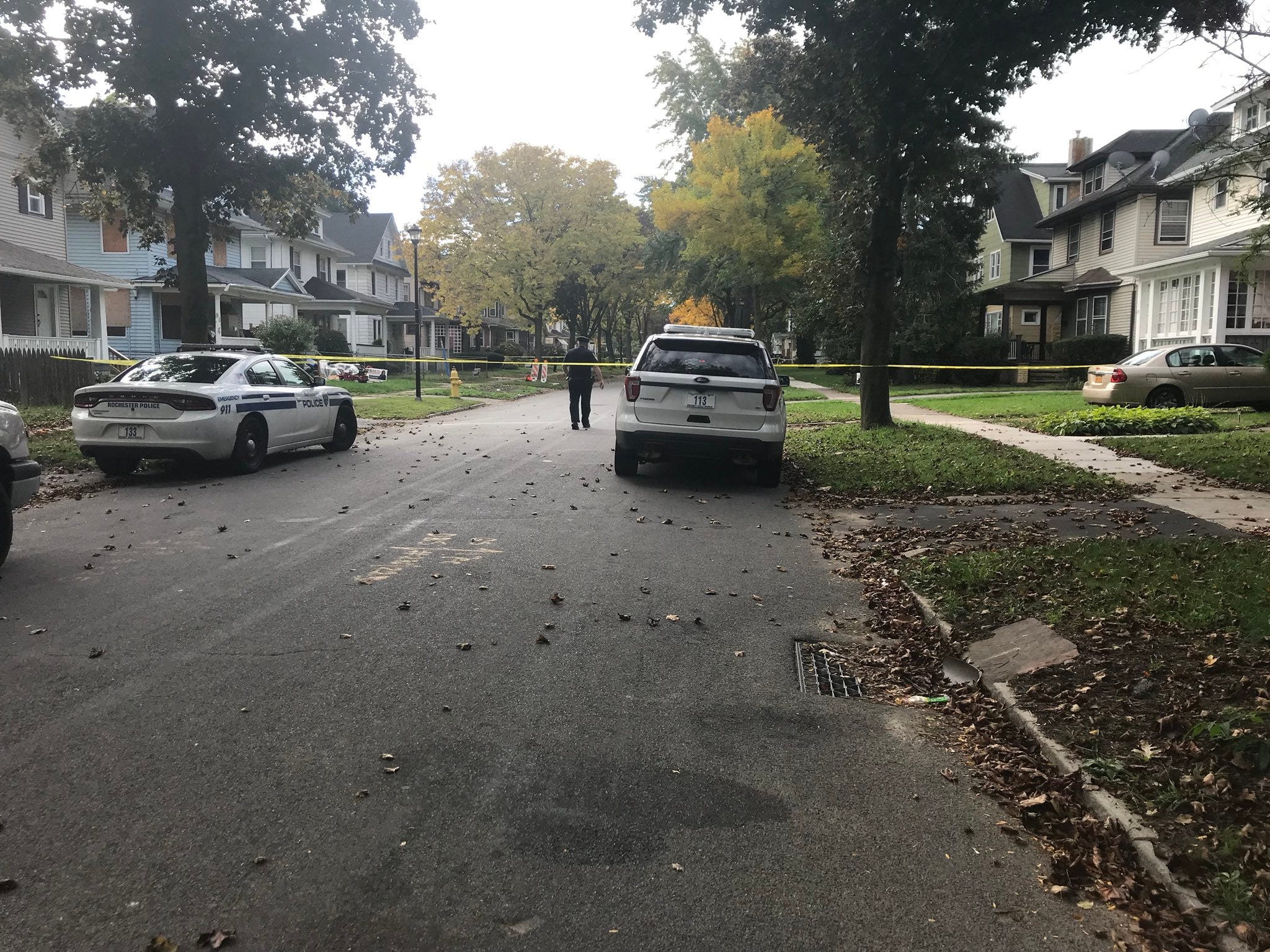 Police kill man that they say targeted family members across Rochester