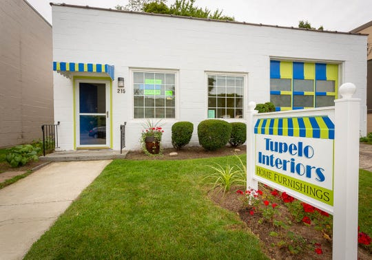 Tupelo Interiors opens at 215 Norris Drive in Rochester.