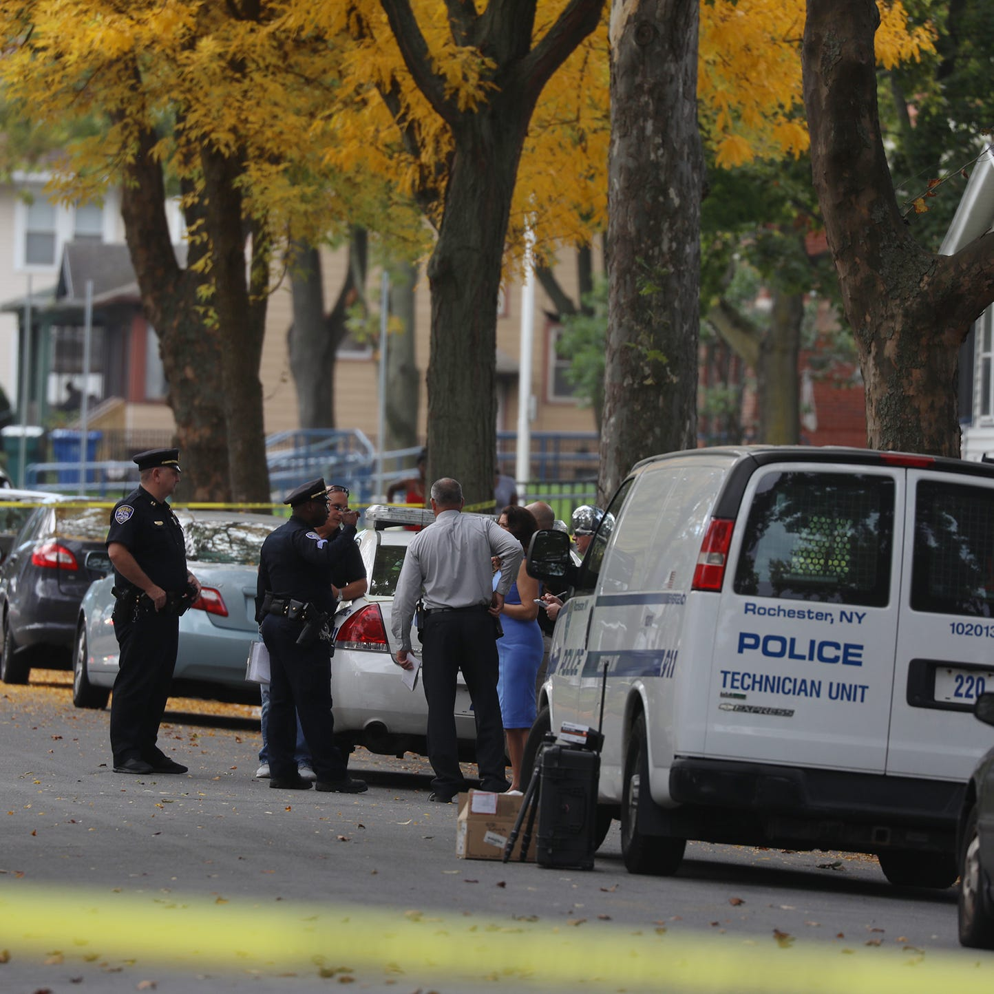 Police identify victims shot in Rochester shooting spree