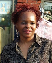2004 file photo of Joy Powell.