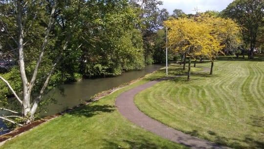Pringle Park in Salem, Oregon.