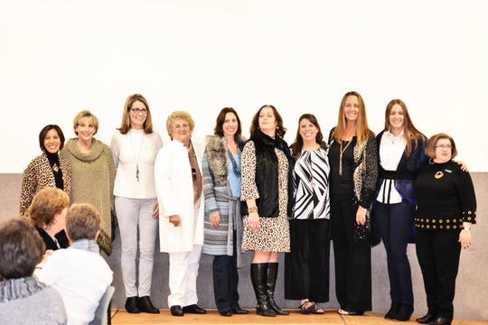 Models at the 2016 Santiam Hospital Auxiliary Autumn Fashion Roundup Show. This year's event will be held on Thursday, Oct. 18.