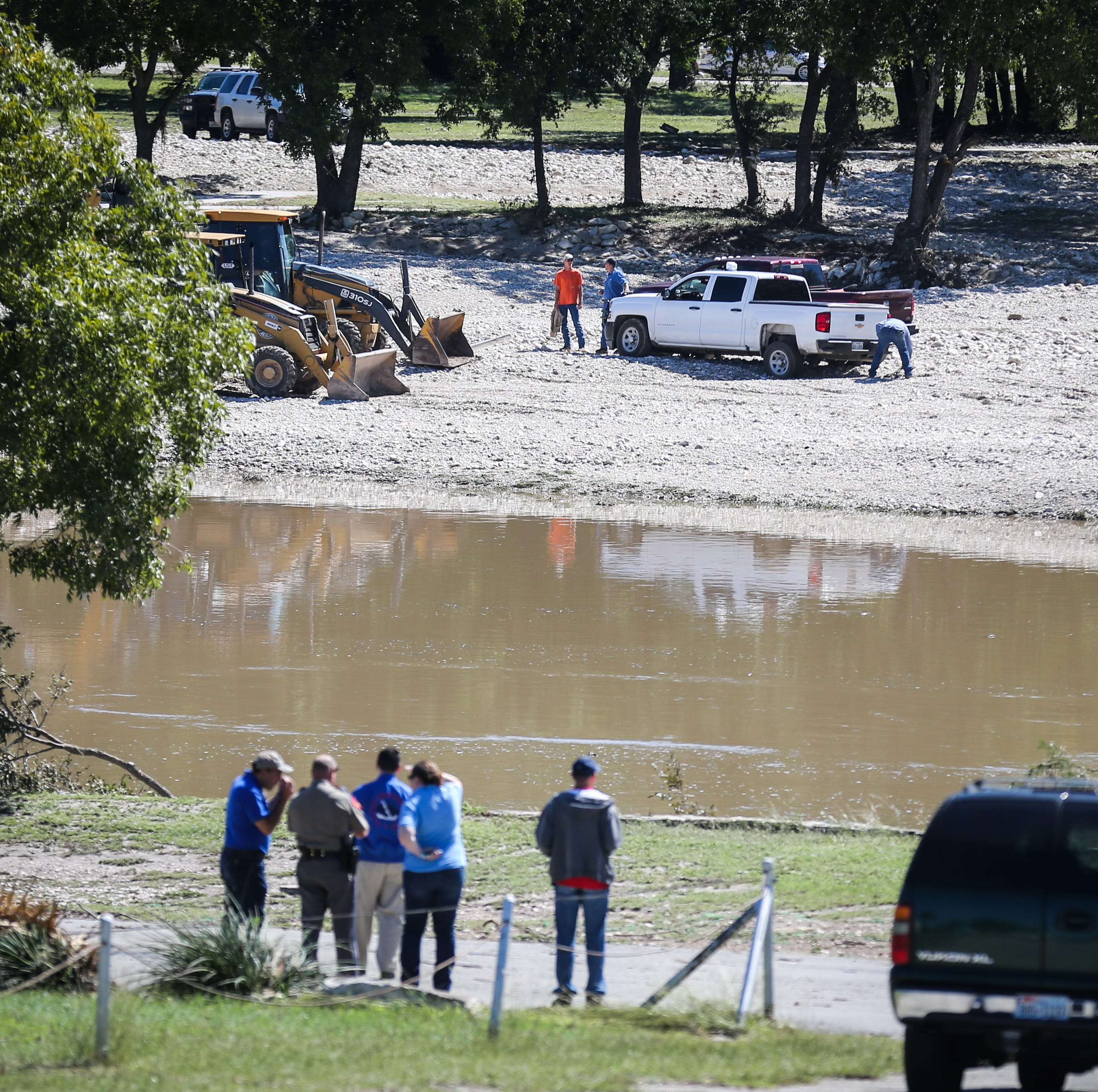 Fourth person missing after Junction flood found in Lake LBJ