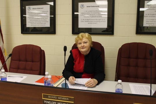 Penny Nicholson is currently running for Somerset County Board of Education. Courtesy of Penny Nicholson.