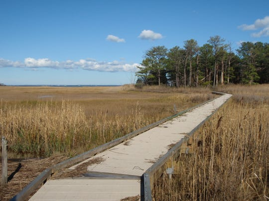 Thompson Island: Tours begin Friday, Oct. 26 at 7 p.m. and 8:30 p.m. (due to limited parking on site, participants will take a shuttle from Rehoboth).