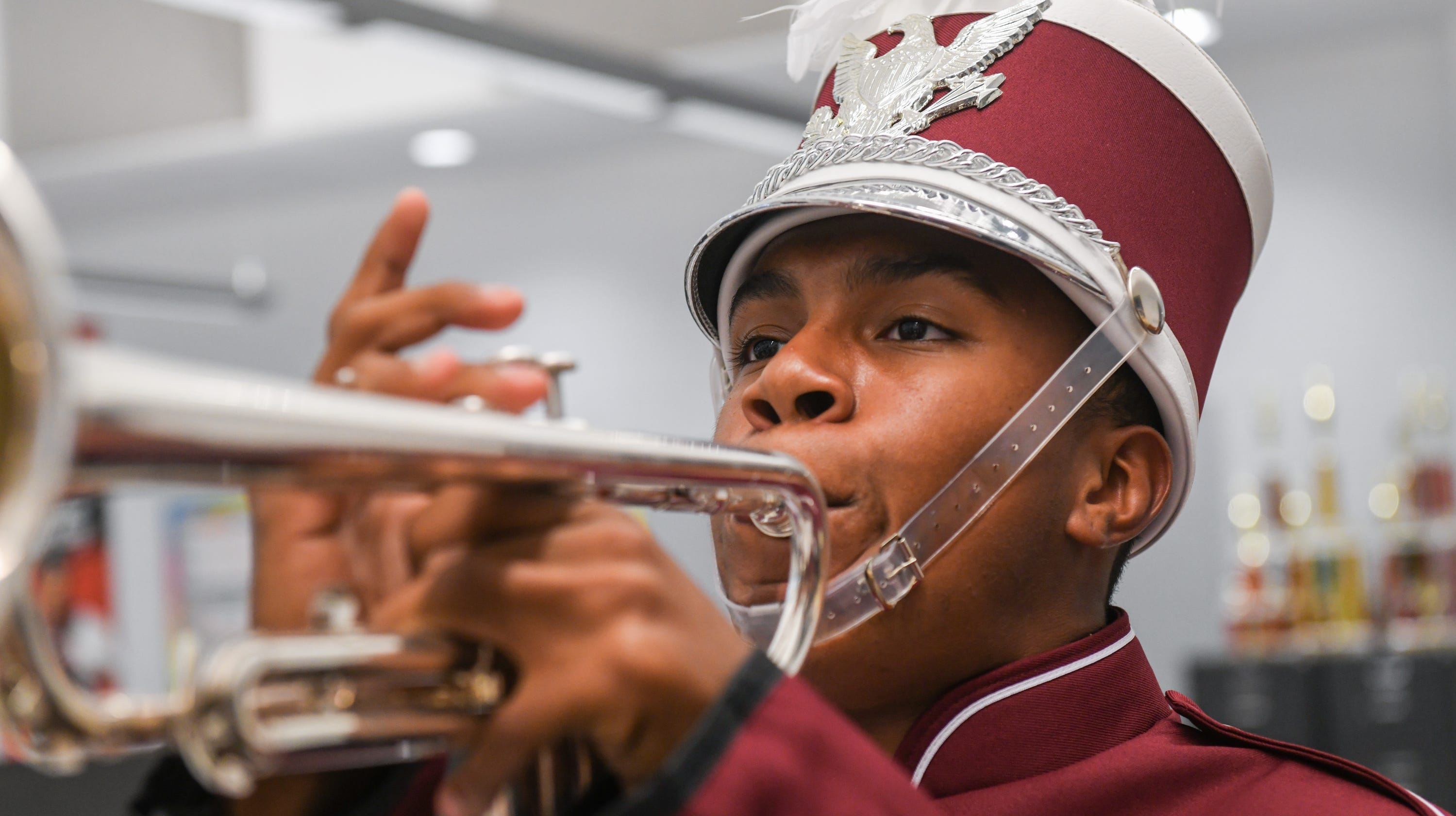 Snow Hill High School Band Gets New Uniforms After 33 Years